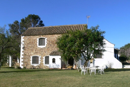 Beautiful country house for horse lovers in Los Barrios