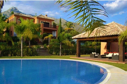 New attractive Villa in Marbella -Golden Mile
