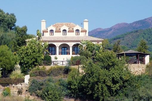 villa in Marbella El Madroñal