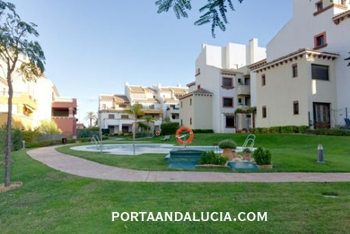 apartment in Ayamonte