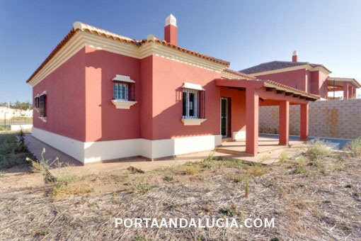 Nice detached villa in Ayamonte