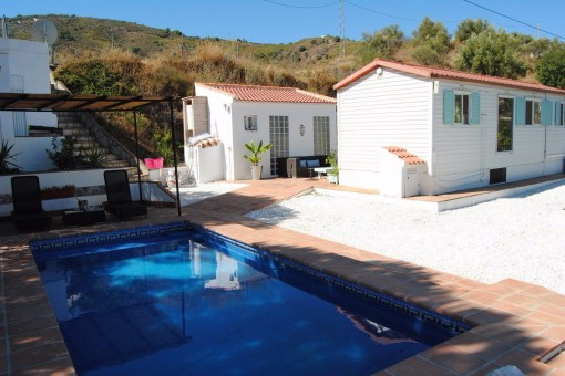 villa in Cómpeta for sale