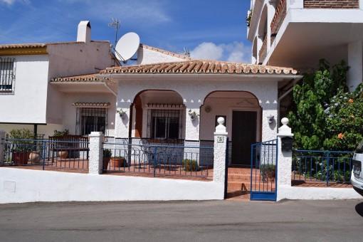 house in Moclinejo