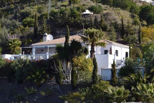 villa in Torrox