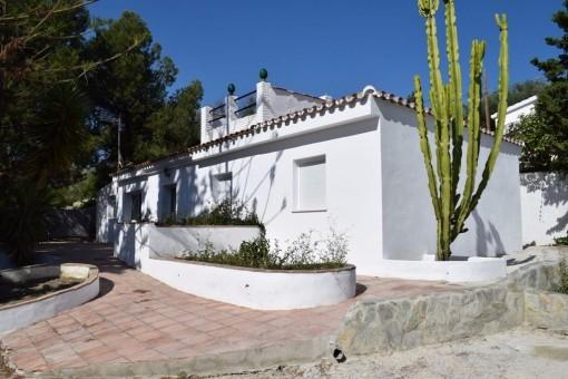 finca in La Viñuela