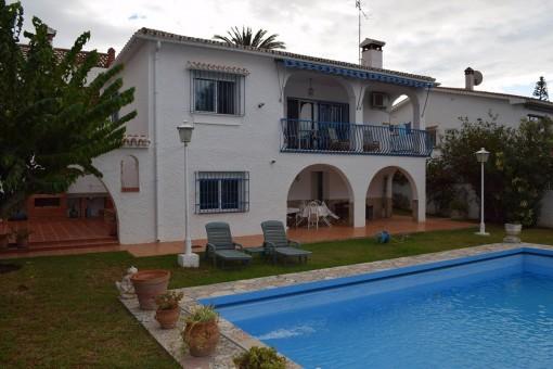 villa in Algarrobo