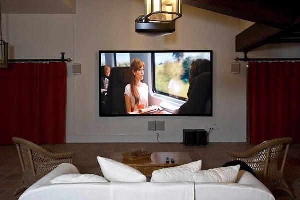 The exquisite 3D home cinema