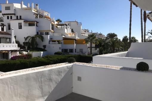 apartment in Puerto Banús