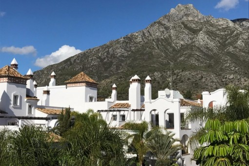 New Apartments in the exclusive Sierra Blanca, Marbella