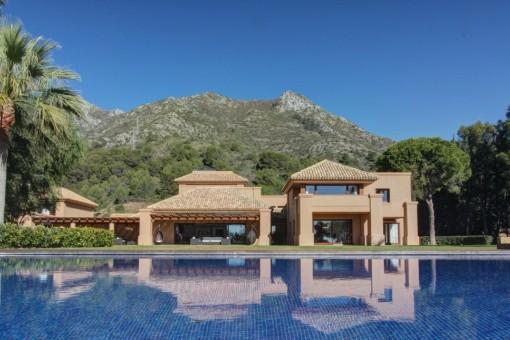 villa in Marbella Sierra Blanca for sale