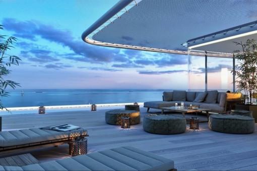New Luxury Frontline Beach Development