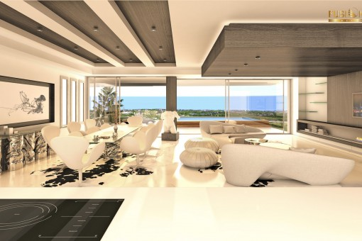 Modern livingspace