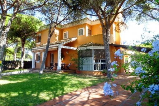 house in Chiclana de la Frontera