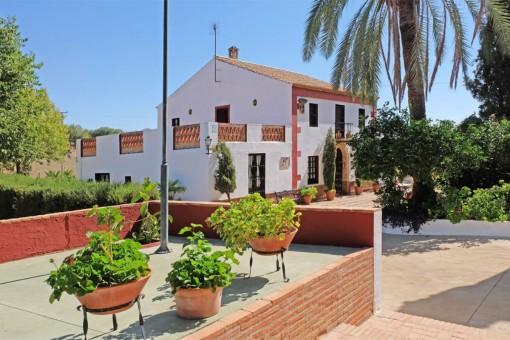 house in Carmona