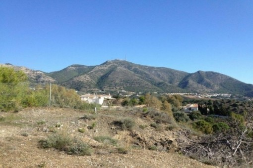 plot in Mijas