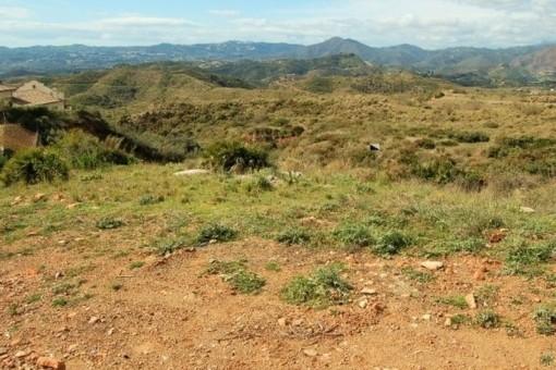 plot in Mijas