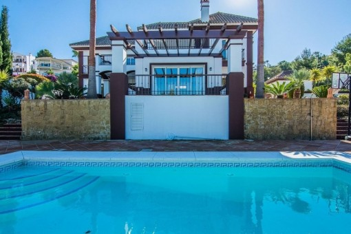 house in Mijas