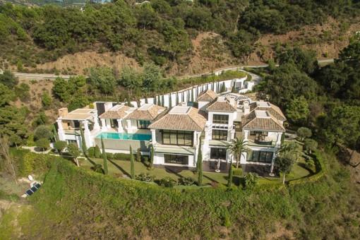 villa in Marbella La Zagaleta for sale