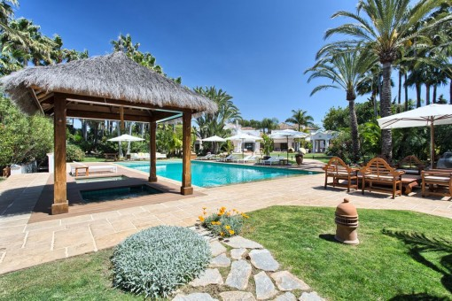 villa in Marbella Guadalmina for sale