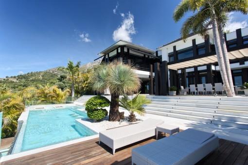 villa in Marbella Camojan for sale