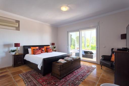 Third bedroom en suite