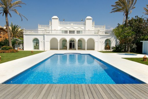 Dream house near Marbella, not far from the sea