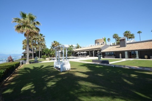 villa in Marbella Los Monteros for sale