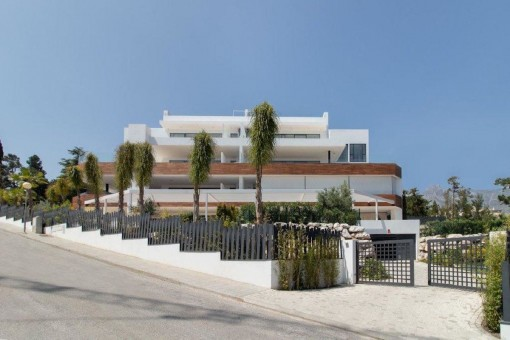 apartment in Marbella The Golden Mile