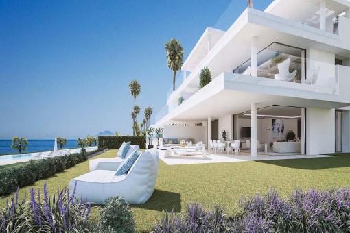apartment in Estepona for sale