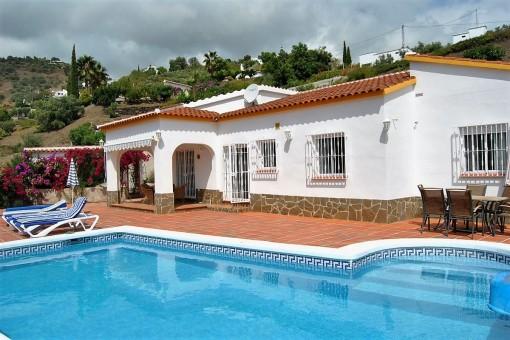 finca in Canillas de Albaida for sale