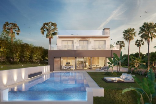 house in Marbella Nueva Andalucia for sale