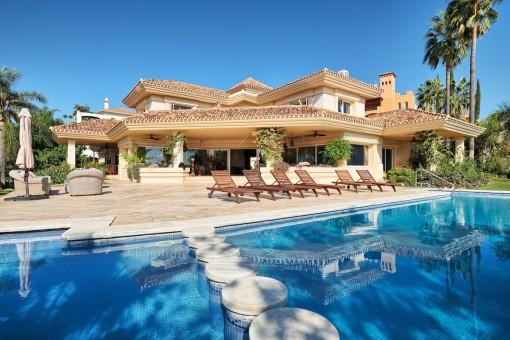 house in Marbella Nueva Andalucia
