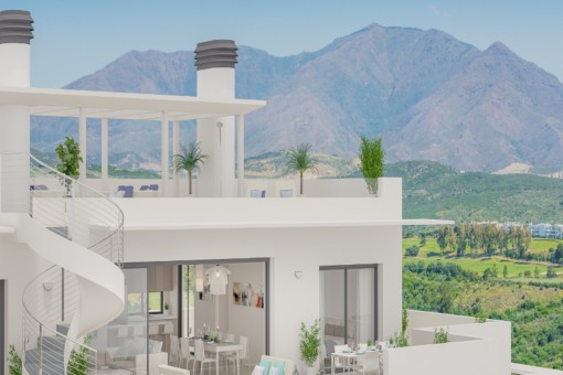 house in Casares