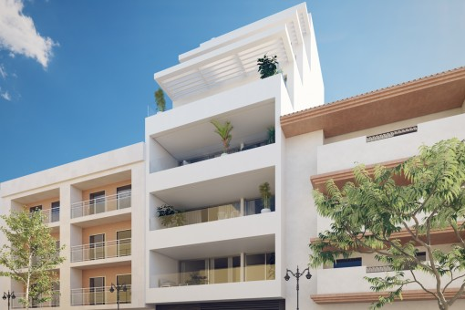 apartment in Estepona for sale