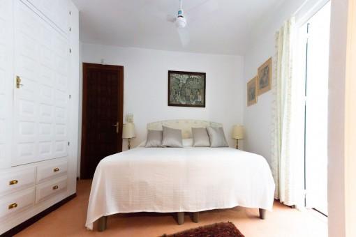 Villa 1 - Comfortable bedroom