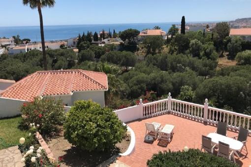villa in Vélez-Málaga for sale