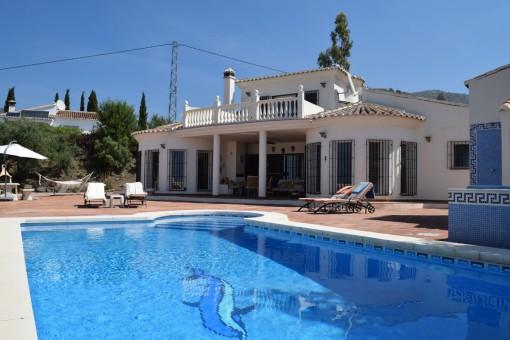 villa in Arenas