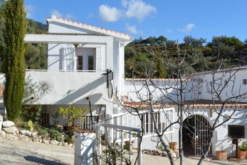 house in Sedella