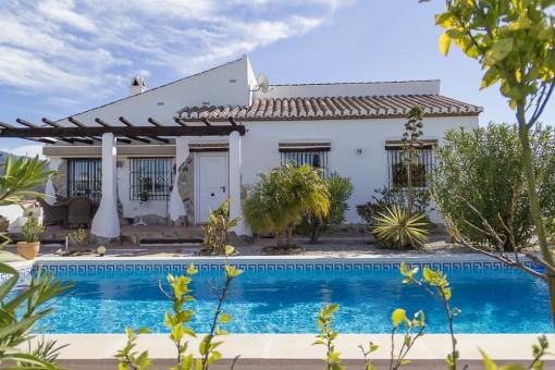villa in Canillas de Aceituno
