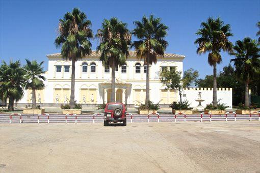 Finca-Hotel Pueblos Blancos in El Coronil