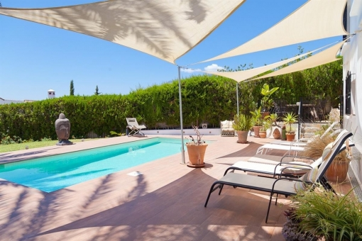 Wonderful villa with 3 bedrooms situated between Estepona and San Pedro