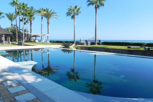 house in Marbella Los Monteros