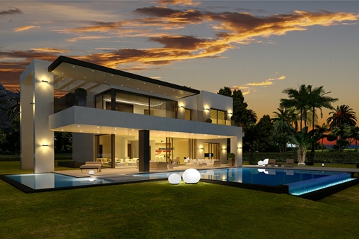 house in Marbella The Golden Mile